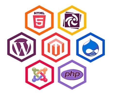 CMS - Website Development